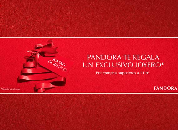 Pandora Joyero Regalo