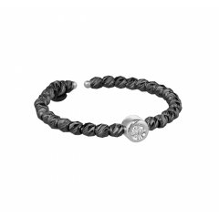 Anillo de oro negro con diamante Bernat Rubí 01-152703N Mujer