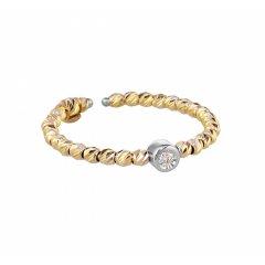 Anillo de oro amarillo con diamante Bernat Rubí 01-152703A Mujer