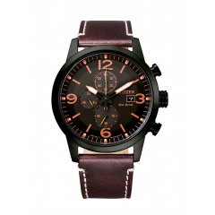 Reloj Citizen Cronógrafo CA0745-11E hombre piel