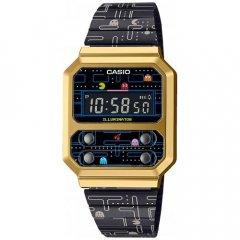Reloj Casio PAC-MAN A100WEPC-1BER acero y resina