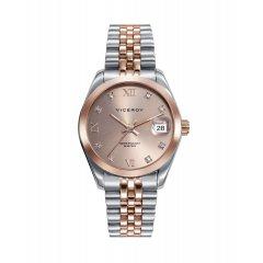 Reloj Viceroy Chic 42414-93 mujer acero IP rosa