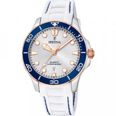 Reloj Festina Boyfriend F20502/1 mujer blanco