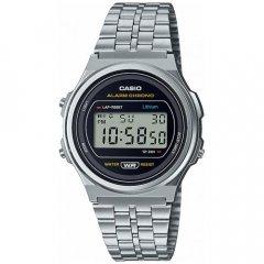 Reloj Casio Vintage A171WE-1AEF hombre gris