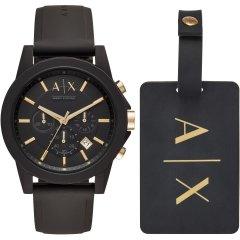 Reloj Armani Exchange AX7105 Smart na men silicona