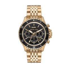 Reloj Michael Kors Mens men MK8726 black & gold