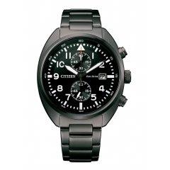Reloj Citizen Cronógrafo CA7047-86E acero hombre