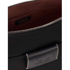 Bandolera Tous S. E.Soft 195900317 chain negro