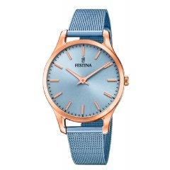 Reloj Festina Boyfriend F20507/2 mujer acero azul