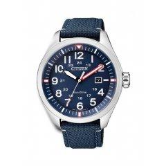Reloj Citizen Caballero 3 agujas AW5000-16L acero