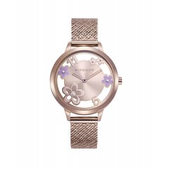Reloj Viceroy Kiss 471296-95 acero motivo flores