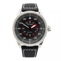 Reloj Citizen Caballero 3 agujas AW1360-04E piel