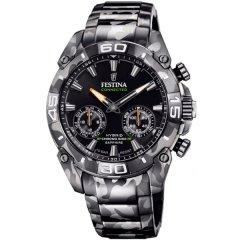 Reloj Festina Connected F20545/1 acero negro