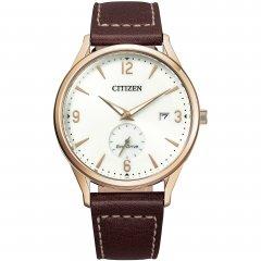 Reloj Citizen Caballero 3 agujas BV1116-12A piel