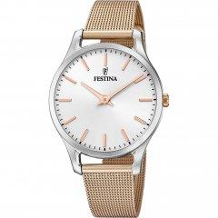 Reloj Festina Boyfriend F20506/1 mujer acero rose