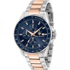 Reloj Maserati Sfida R8873640012 acero oro rosa