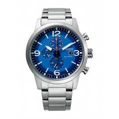 Reloj Citizen Cronógrafo CA0741-89L acero hombre