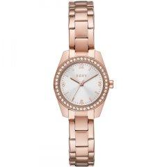 Reloj DNKY NY2921 Watch na women acero oro rosa