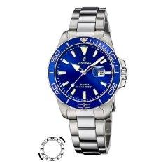 Reloj Festina Boyfriend F20503/3 mujer acero azul