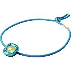 Collar Swarovski de Dulcis 5601586 azul mujer