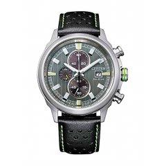 Reloj Citizen Cronógrafo CA0739-13H acero y piel