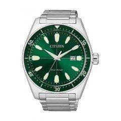 Reloj Citizen Caballero 3 agujas AW1598-70X acero
