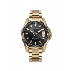 Reloj Viceroy Heat 401237-97 hombre acero dorado