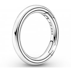 Conector circular Pandora Me 799671C00 plata