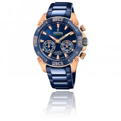 Reloj Festina Connected F20549/1 acero azul