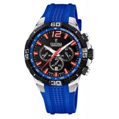 Reloj Festina Chrono bike F20523/1 caucho azul