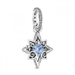 Charm colgante Pandora 399560C01 corazón azul