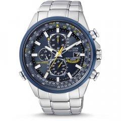 Reloj Citizen H804 AT8020-54L acero radiocontrol