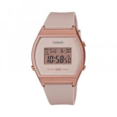 Reloj Casio Collection LW-204-4AEF mujer rosegold