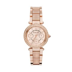 Reloj Michael Kors Jetset women MK6110 oro rosa