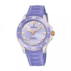 Reloj Festina Boyfriend F20502/4 mujer caucho