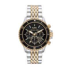 Reloj Michael Kors Mens men MK8872 black & silver