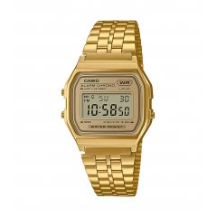 Reloj Casio Vintage A158WETG-9AEF unisex dorado