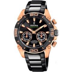 Reloj Festina Connected F20548/1 acero negro