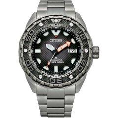 Reloj Citizen Automático ST NB6004-83E titanio