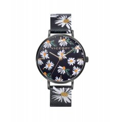 Reloj Viceroy Kiss 401140-57 acero mujer flores