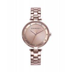 Reloj Viceroy Chic 471300-97 mujer acero IP rosa
