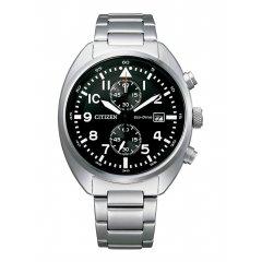 Reloj Citizen Cronógrafo CA7040-85E acero hombre