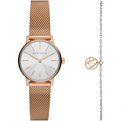 Reloj Armani Exchange AX7121 Smart na women acero