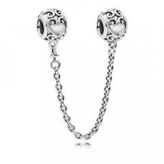 Abalorio Pandora 797036-05 mujer plata Corazón Encantado