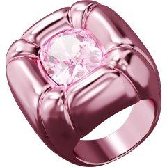 Anillo de cóctel Swarovski Dulcis 5609723 rosa