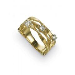 Anillo Marco Bicego AG158-B mujer oro 18 Kilates y diamantes