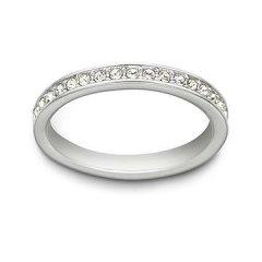 Anillo Rare SWAROVSKI 1121069 Mujer Cristal Blanco
