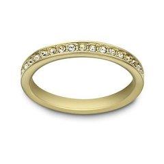 Anillo Rare SWAROVSKI 1121073 Mujer Cristal Dorado