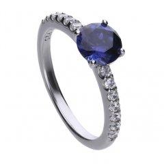 Anillo ROYAL DIAMONFIRE 6113661089165 mujer plata