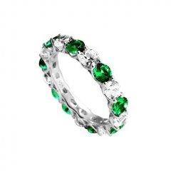 Anillo ROYAL DIAMONFIRE 6116241084175 mujer plata